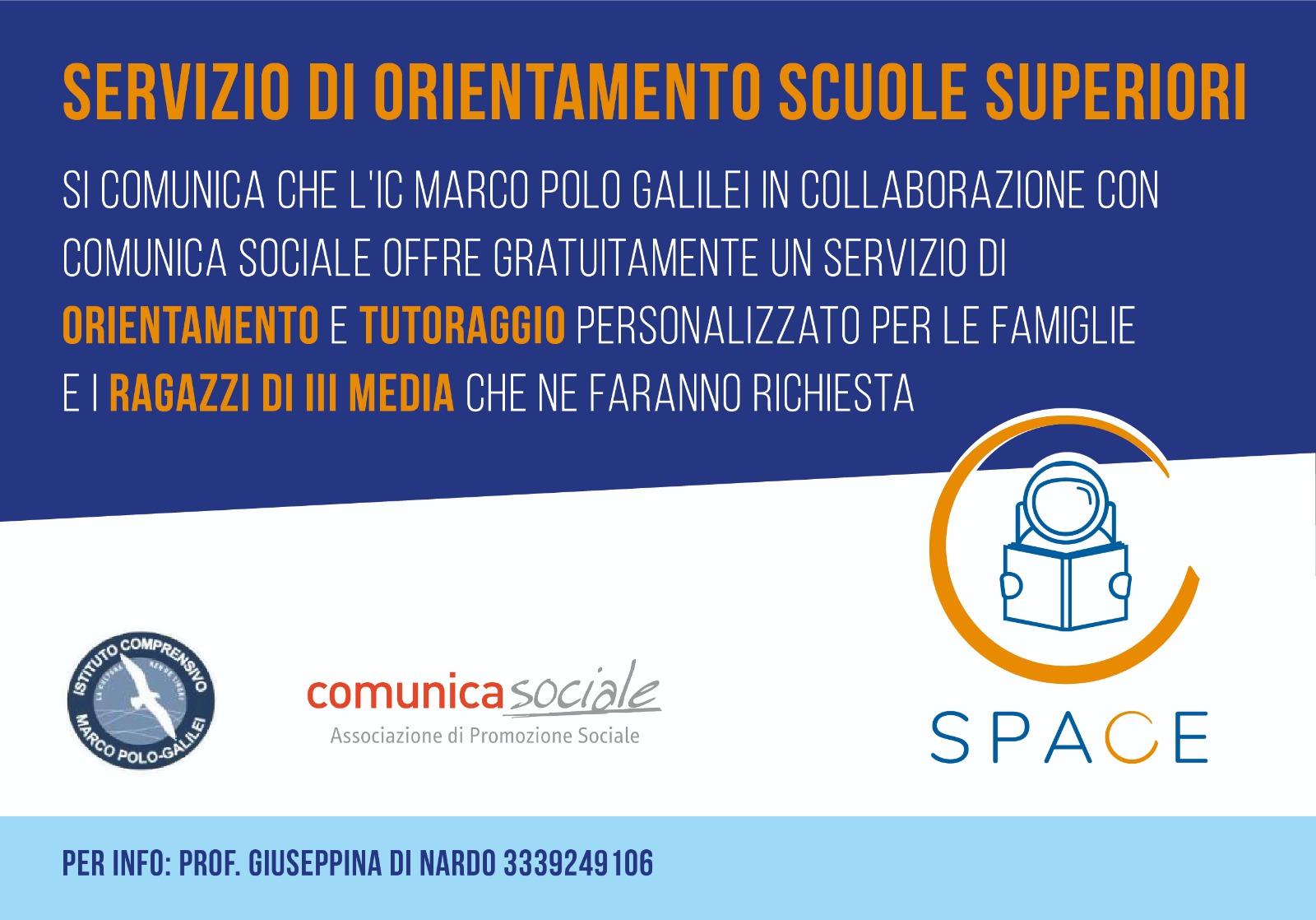 Progetto SPACE